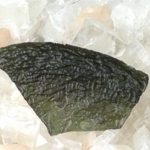 sharp moldavite