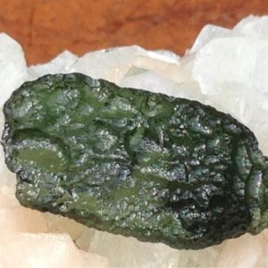 moldavite green gemstone