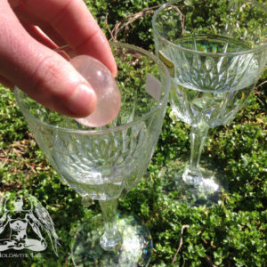 moldavite crystal healing elixir glass 1
