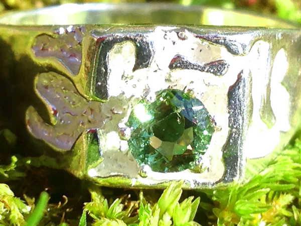 Well known Moldavite Ring Men #IQ63 – Advancedmassagebysara